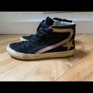 Golden Goose Black sneakers 8